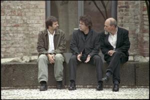ChoralConcertv. l.: Wolfgang Schmiedt, Thomas Klemm, Karl Scharnweber