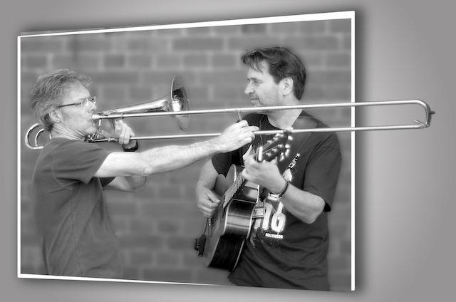 Jazzdiskurs 197 / Huke Schmiedt Duo / Ursprung / 08.01.19 / 19.30 Uhr